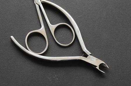 Manicure instruments photo