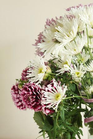 Autumn bouquet Stock Photo