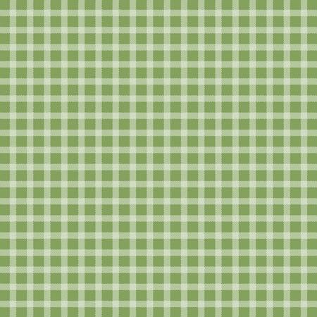 a tablecloth: Green picnic checkered tablecloth