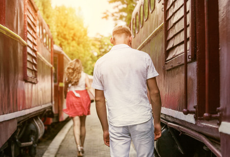 the farewell: Adiós para siempre: Última pareja el amor de despedida