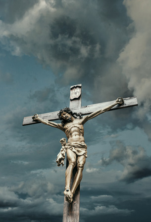 crucified: Crucifixion of Jesus Christ