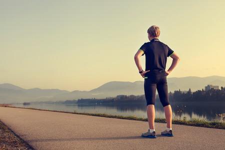 Parçanın başlangıç Runner
