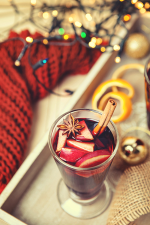 vin chaud: Vin chaud boisson arôme