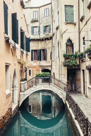 venecian: Venecian street