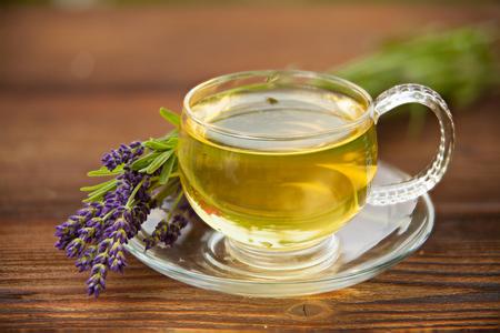 tea lavander
