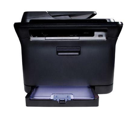 bubblejet: black laser printer in the phase
