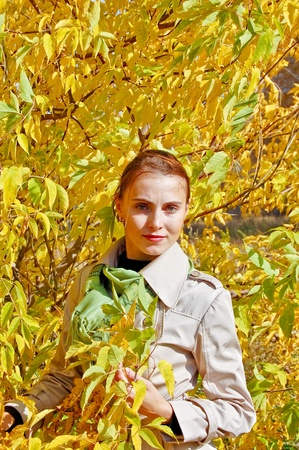 Autumn portrait-4