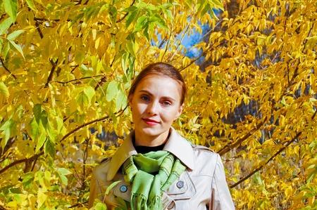 Autumn portrait-5