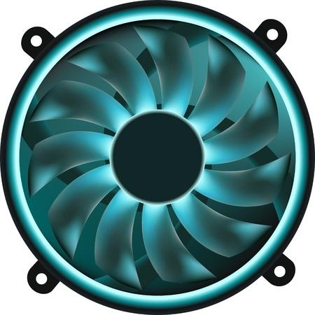 ventilator: cooler