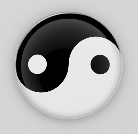 Yin Yang photo