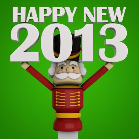 nappy new year: Nappy New Year 2013
