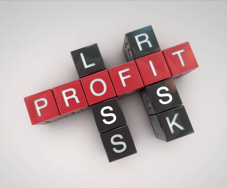 perdidas y ganancias: Beneficio Riesgo P�rdida