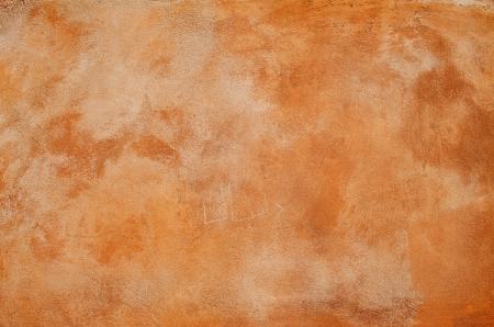 Tuscan wall red textured background