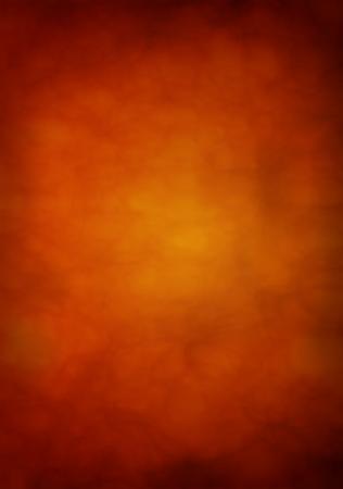 hellish: Halloween hellish orange smoke background  Stock Photo