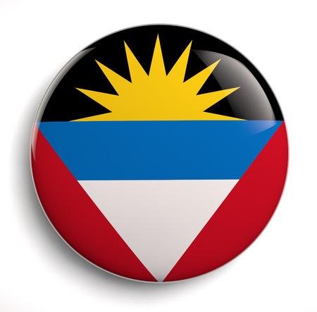 antigua flag: Antigua flag icon