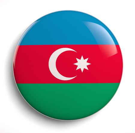 azerbaijani: Azerbaijan flag icon.