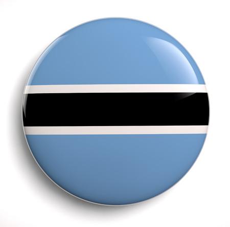 botswana: Botswana flag icon.