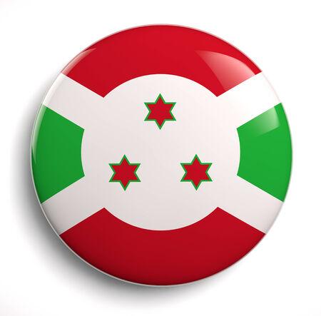 burundi: Burundi flag icon.