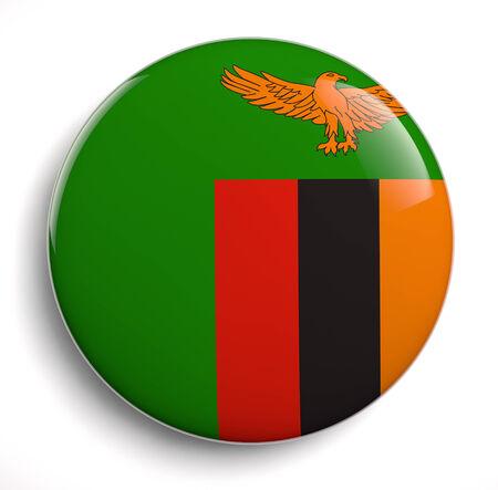 zambian flag: Zambian flag