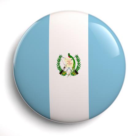 bandera de guatemala: Icono de la bandera Guatemala.