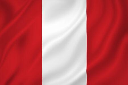 bandera de peru: Textura de fondo de la bandera nacional del Perú.
