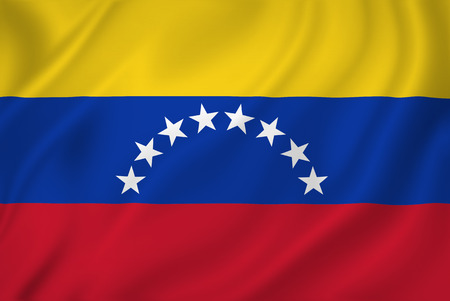 bandera de venezuela: Textura fondo de la bandera nacional de Venezuela.