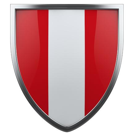 bandera de peru: Perú bandera nacional elemento de diseño.
