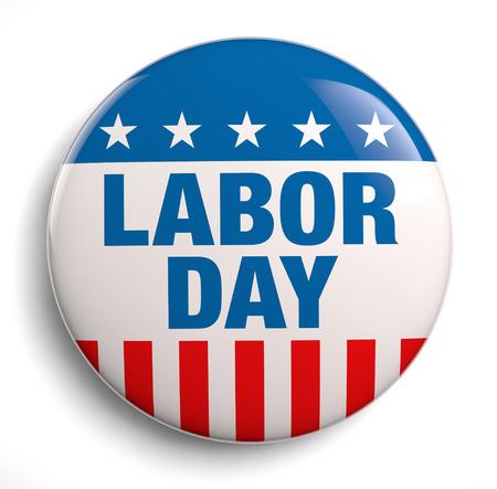Labor Day USA design icon.