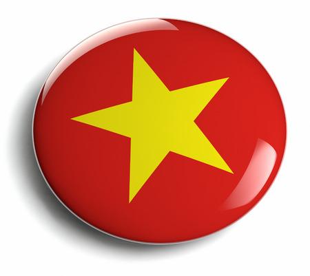 Communist: Vietnam flag icon