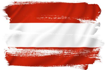 Austria flag photo