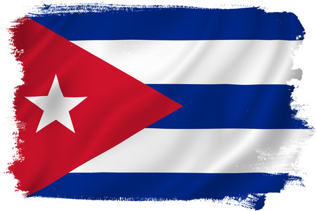 bandera cuba: La bandera de Cuba