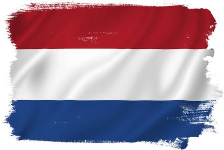 dutch flag: Holland flag
