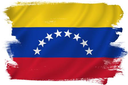 Venezuela flag photo