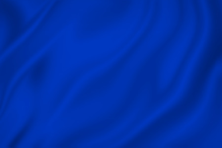 Blue background cloth texture, full frame Stock Photo