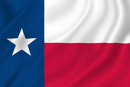 texas state flag: Texas state flag background texture.