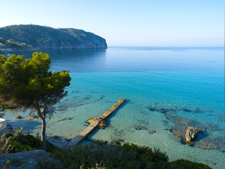 Camp de Mar, Majorca, Spain