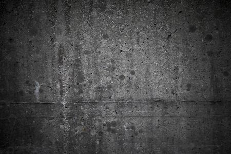 cemento: Fondo de la pared de concreto