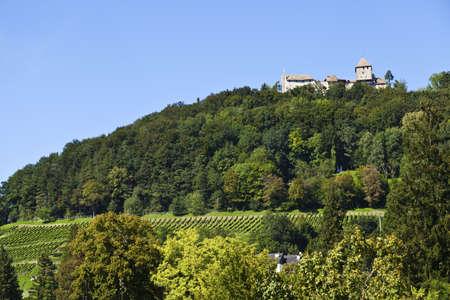 rhein: Stein Am Rhein Castle, Switzerland