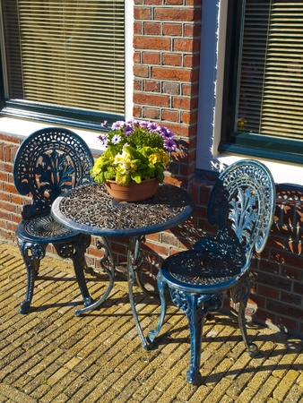 Iron Garden Furniture photo