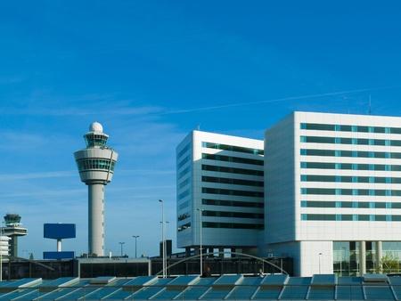 schiphol: Schiphol Control Tower, Amsterdam