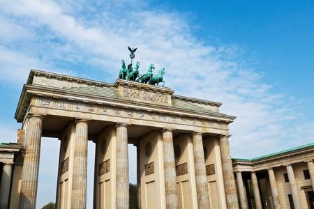 Brandenburg Gate, Berlin Stock Photo - 13547684
