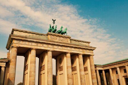 brandenburg: Brandenburg Gate, Berlin