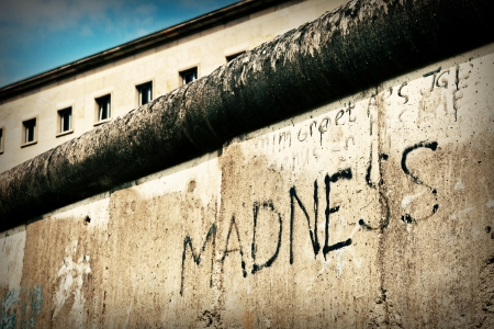 unification: Berlin Wall Madness