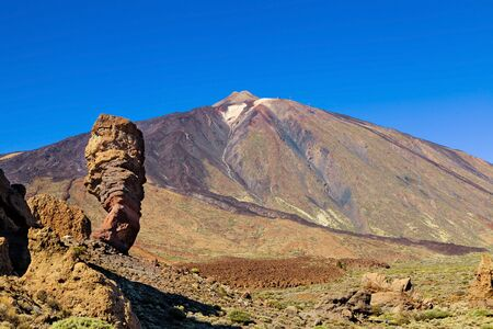 garcia: Roques de Garcia and Teide National Park, Tenerife, Spain