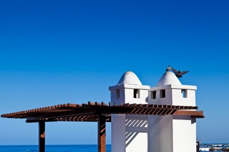 Canarian Architecture in Puerto de la Cruz, Tenerife, Spain Editorial