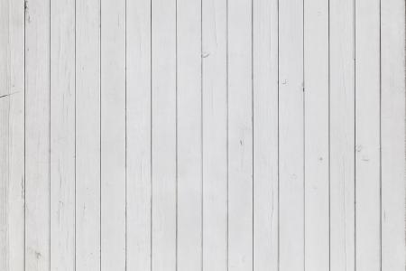 Big Grunge White Old Wood Background  Stock Photo