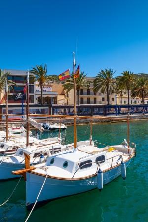baleares: Sailing Boats in Puerto Andratx, Majorca, Spain