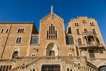 jose: Real Santuario de San Jose de la Montaña, Barcelona, Spain