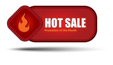 hot sale tag banner