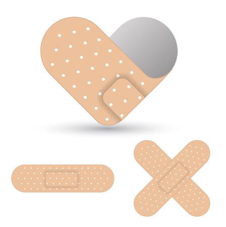 Heart help Illustration